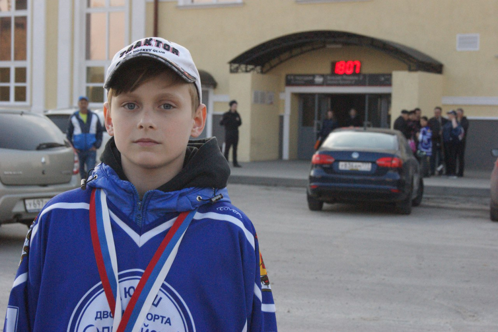 Молодые хоккеисты «Вымпела» сыграют вфинале «Золотой шайбы» вСочи