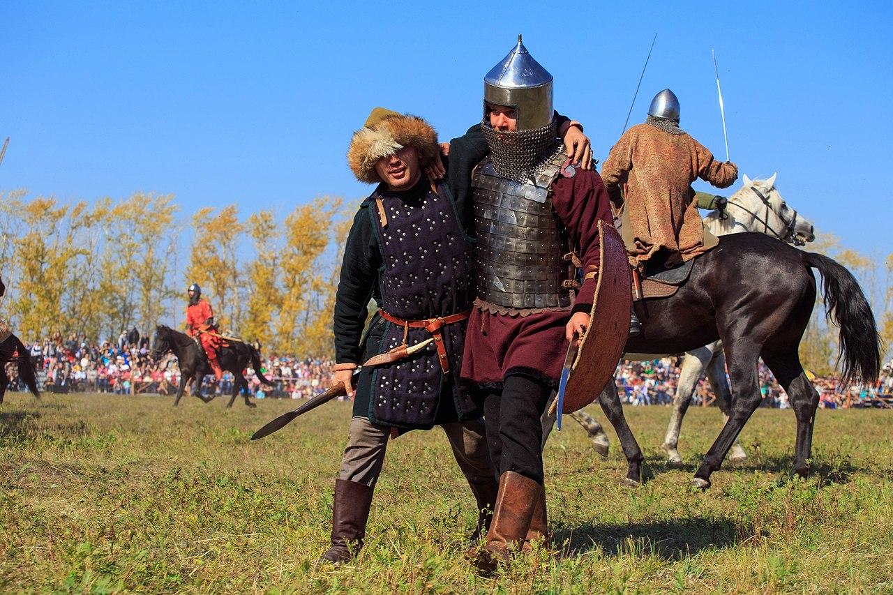 молодые годы русский воин куликовской битвы картинки спокойнее тише