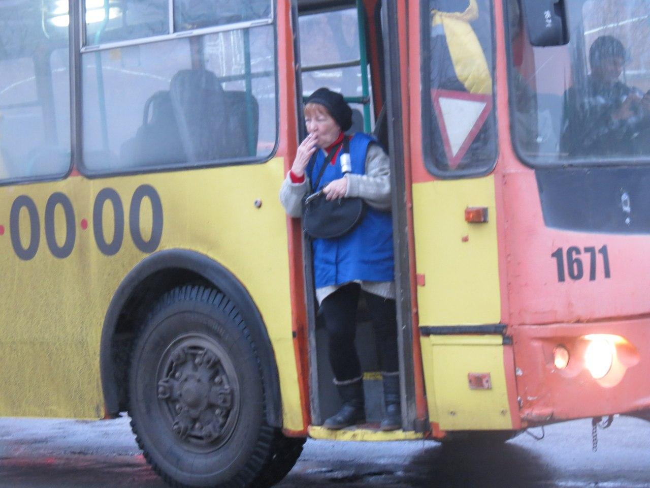 В Рязани общественный транспорт изменит маршрут