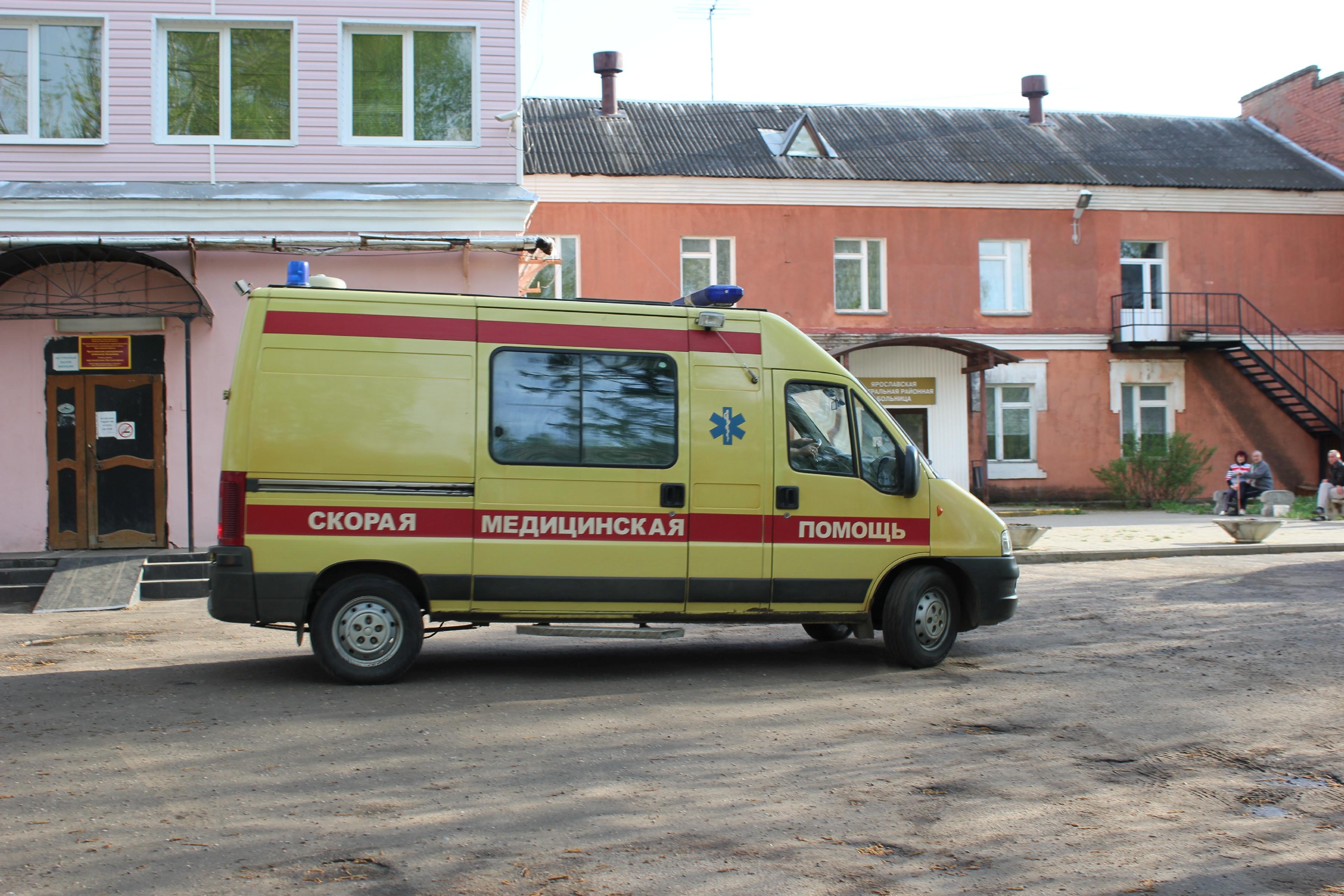 Врачей, доставших детей из пожара на Новоселов, наградят