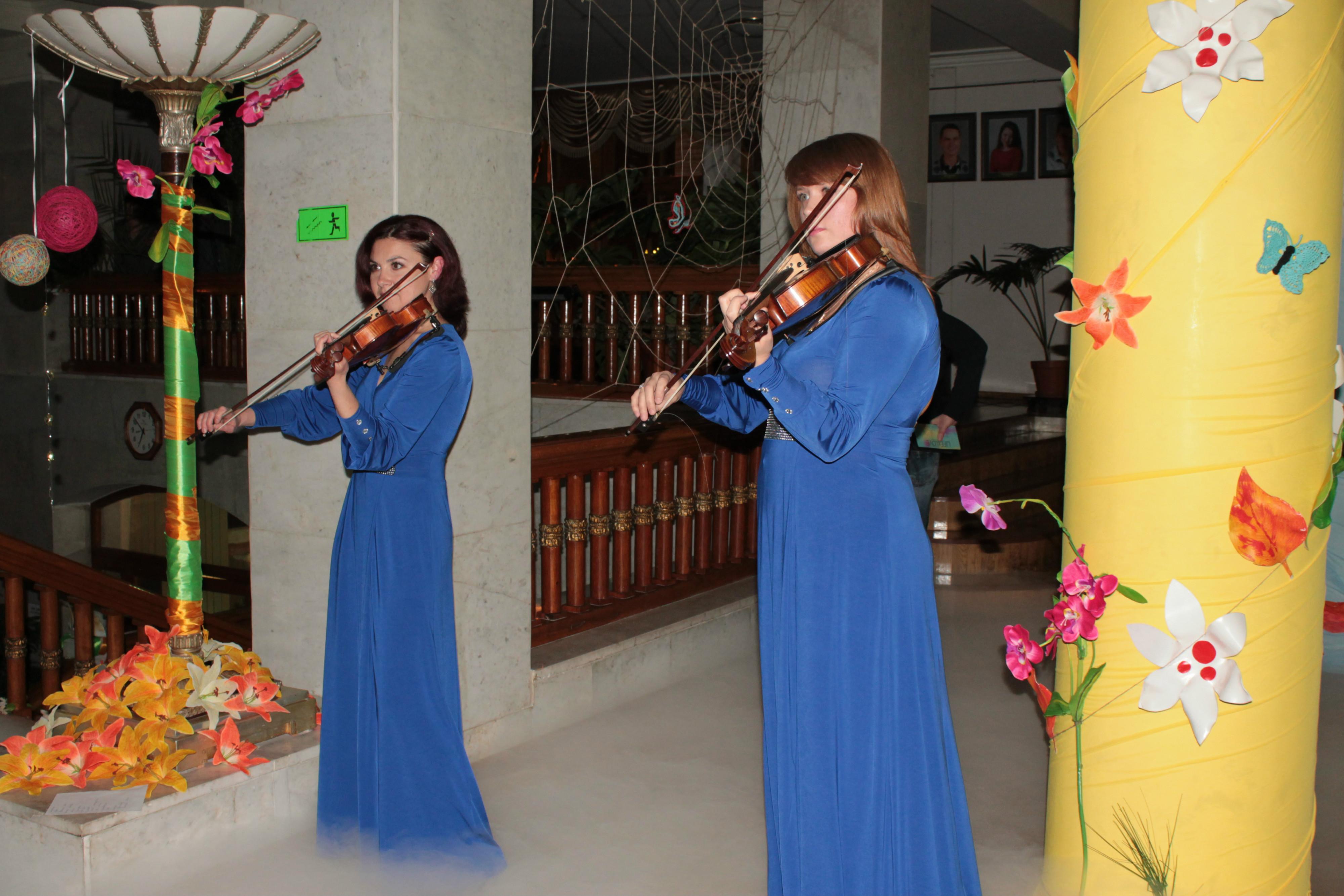 В Рязань на Международный конкурс приедет скрипач из Вашингтона