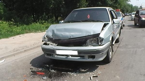 Подросток угнал автомобиль родителей и попал в ДТП