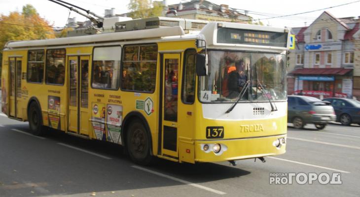 Несколько рязанских троллейбусов начали ездить без кондукторов