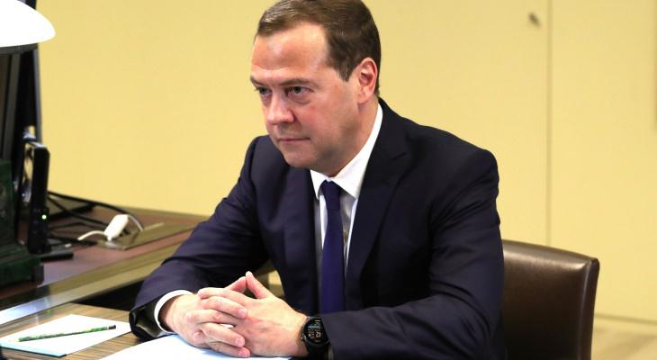 Дмитрий Медведев может посетить Рязань в ближайшие месяцы