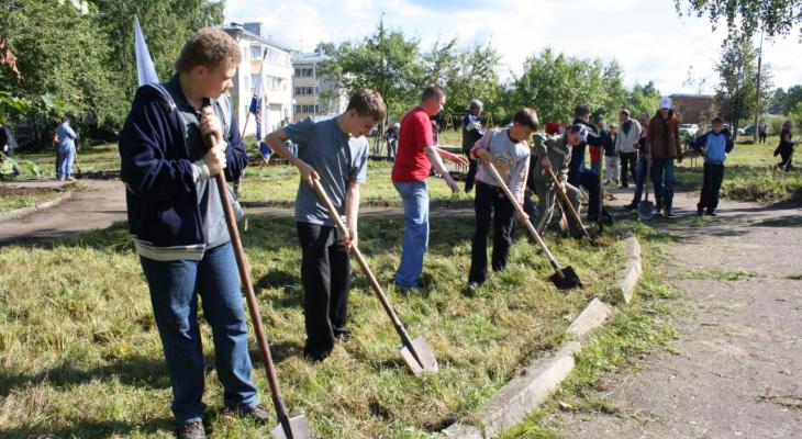 Этой осенью в Рязани проведут три общегородских субботника