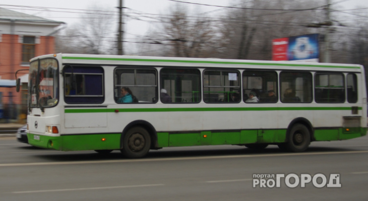 В среду в центре Рязани перекроют движение. Как будет ходить общественный транспорт