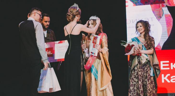 """Мисс Студенчество Екатерина Казанкина: """"Близкие радовались моей победе больше, чем я"""""""