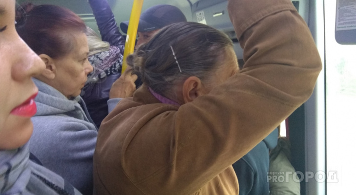 «Из Строителя добраться просто нереально», - рязанцы недовольны работой общественного транспорта
