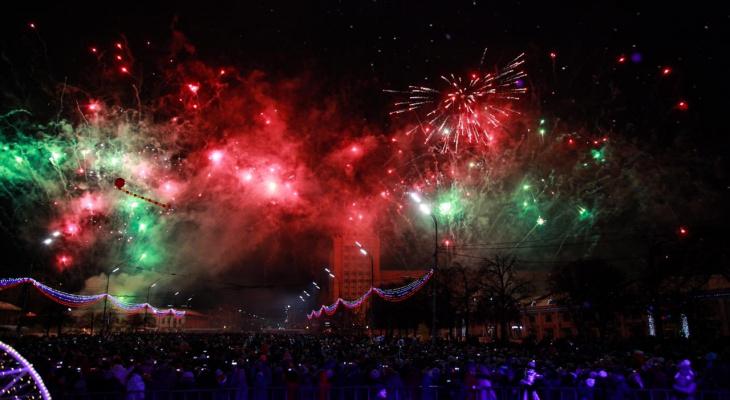 Новогодней столицей России в 2020 году станет Рязань