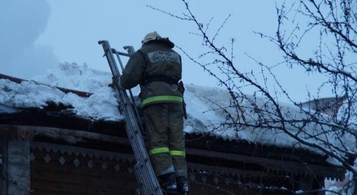 Елочка, не гори. В новогодние каникулы в Рязанской области произошло 35 пожаров