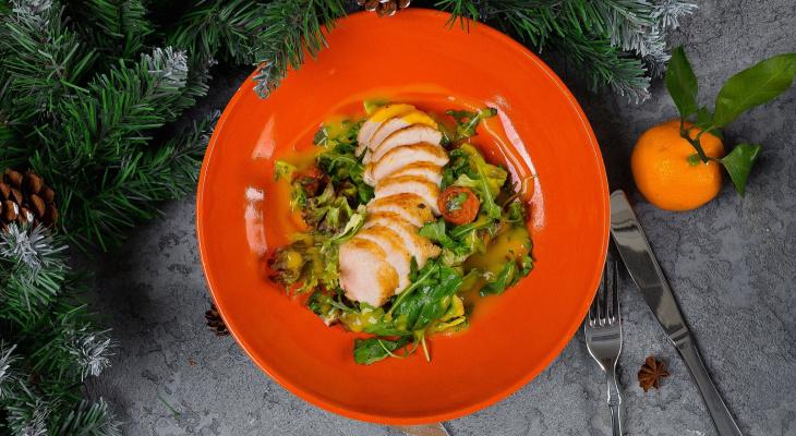 Ужин в Бон Аппетит: маленький праздник в будний день