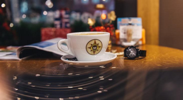 Как выпить кофе и выиграть 10000 рублей