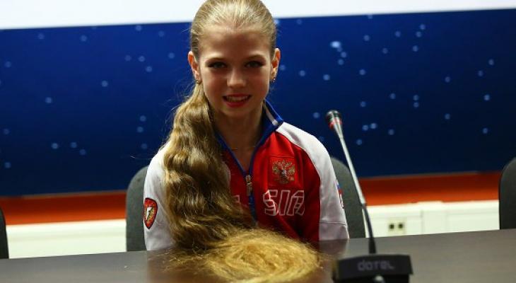 Рязанская фигуристка Трусова поедет на чемпионат мира в Хорватию