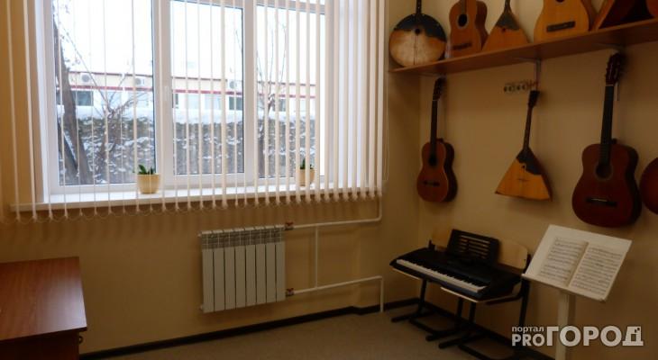 Рязанская детская хоровая  школа обрела собственное помещение, однако его могут признать аварийным