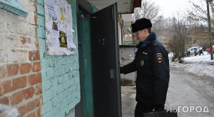 Неадекватный сосед на Касимовском шоссе притих после визита участкового