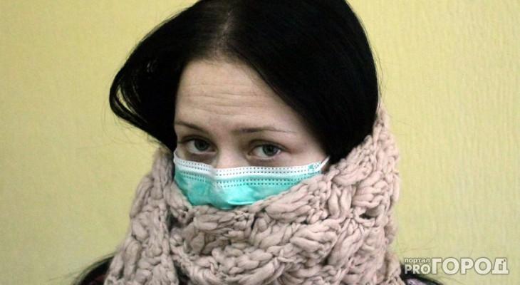 После праздников рязанцы стали меньше болеть гриппом