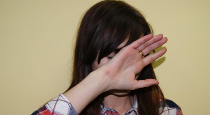 Почему рязанцы любят фотографироваться с закрытым лицом
