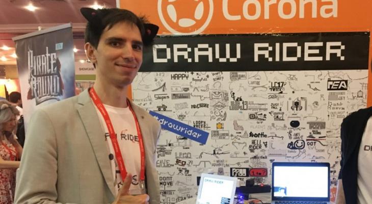 Рязанский разработчик игр рассказал, как с помощью хобби зарабатывает себе на жизнь