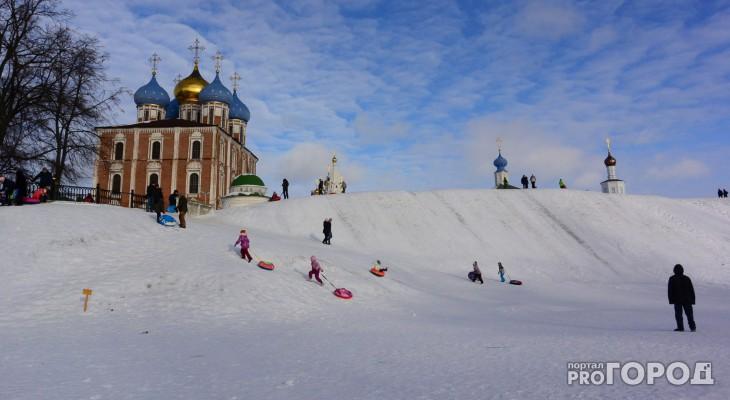 Туризм в Рязанской области будет развиваться