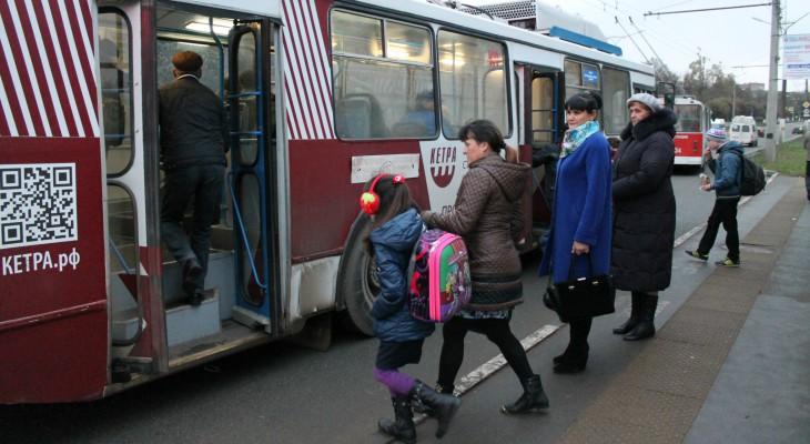 В Рязани троллейбус №8 может изменить маршрут