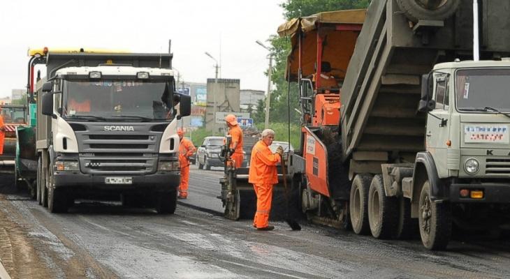 В Рязанской области отремонтируют более 40 км трассы М5 «Урал»