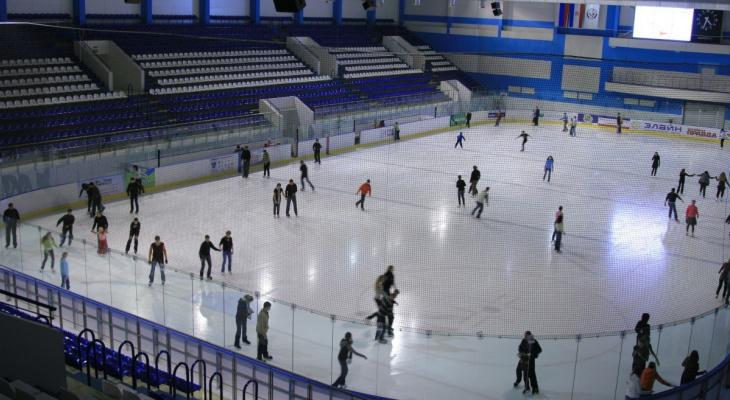 В Горроще снова решили построить ледовый дворец