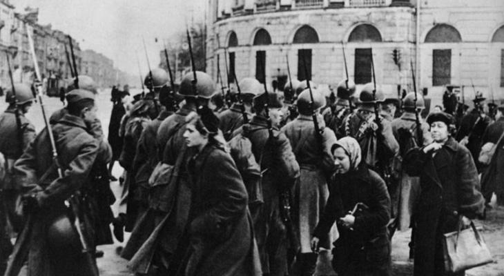 В 30 километрах от линии фронта: чем жила Рязань в годы войны