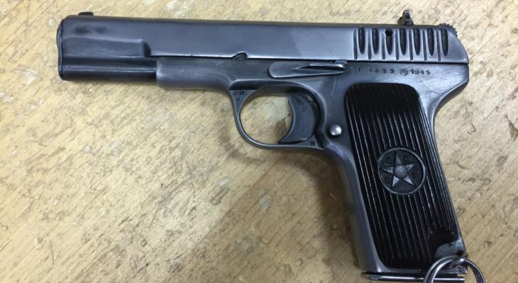 """На улице Каширина один водитель выстрелил из """"травмата"""" в другого"""