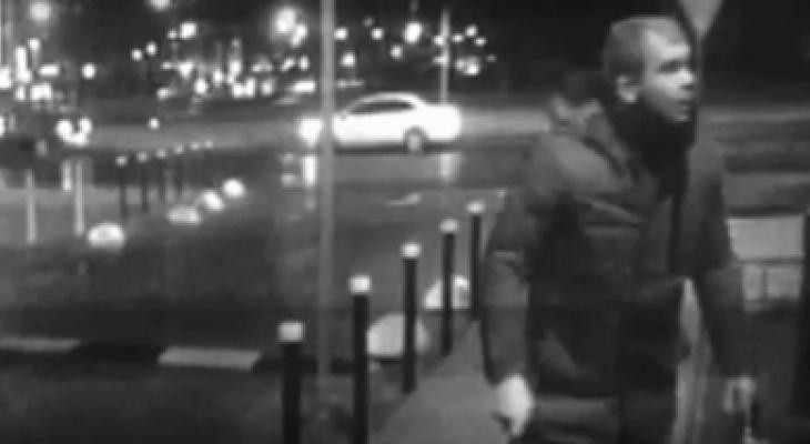 Рязанская полиция разыскивает подозреваемого в совершении тяжкого преступления