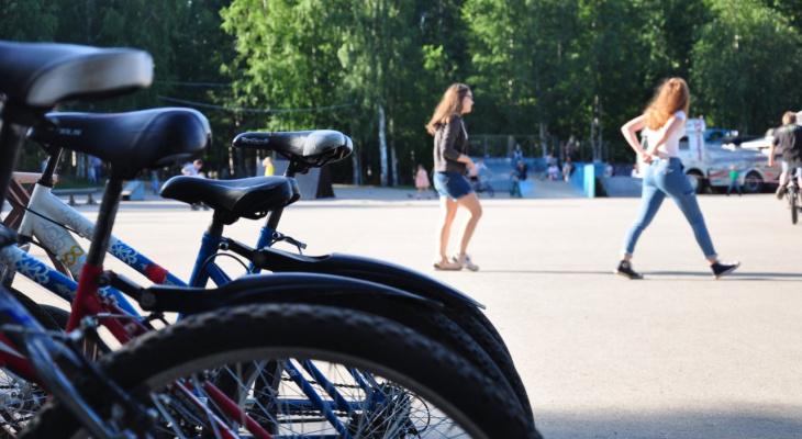 В Рязанском Лесопарке появятся велодорожки