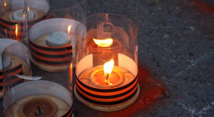 "22.06.41, 03:30: в Рязани зажгут ""Свечу памяти"""