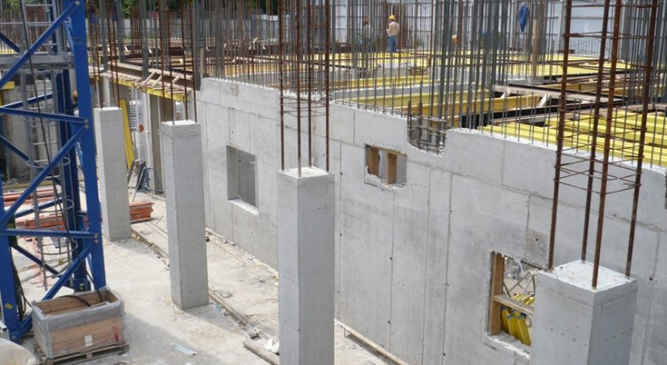 Рязанские специалисты разработали состав водонепроницаемой бетонной смеси