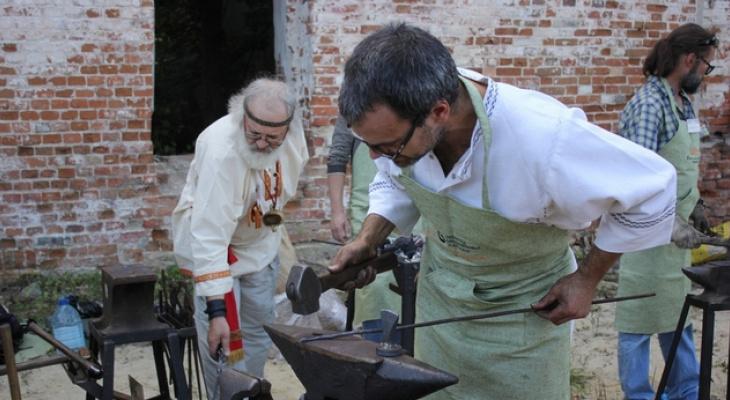 Малина, битвы и кузнецы: фестивали второй половины лета в Рязанской области