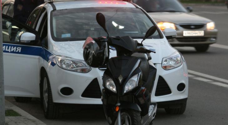Сегодня сотрудники ГИБДД проводят рейд «Мотоциклист»