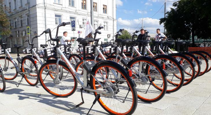 В Рязани заработал велошеринг: что это и как им пользоваться