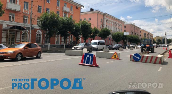 Движение по Первомайскому проспекту полностью возобновлено