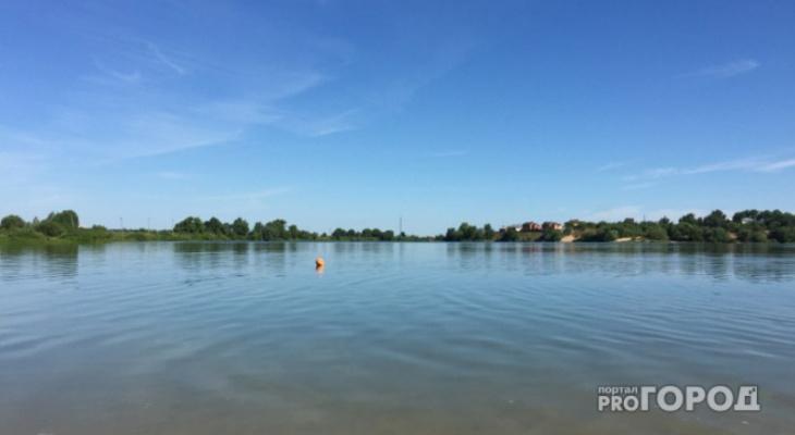 Под Рязанью спасатели вытащили из реки тело мужчины