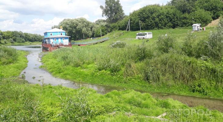 В Рязани реку Трубеж и набережную возле Кремля планируют благоустроить