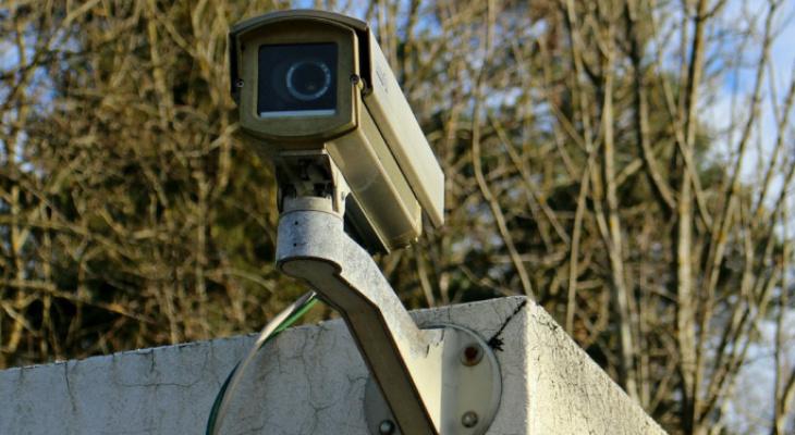 За движением на Солотчинском мосту следят камеры