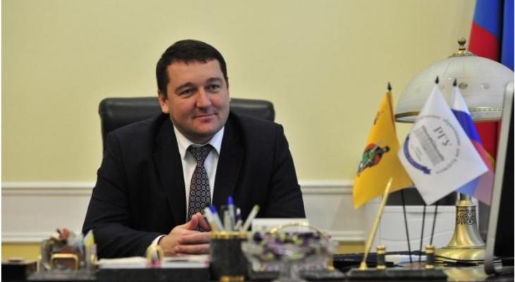 Уволен начальник управления образования Рязани Алексей Зимин