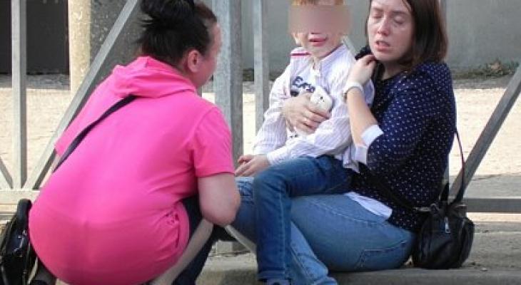 В Рязани велосипедист сбил ребенка на пешеходном переходе