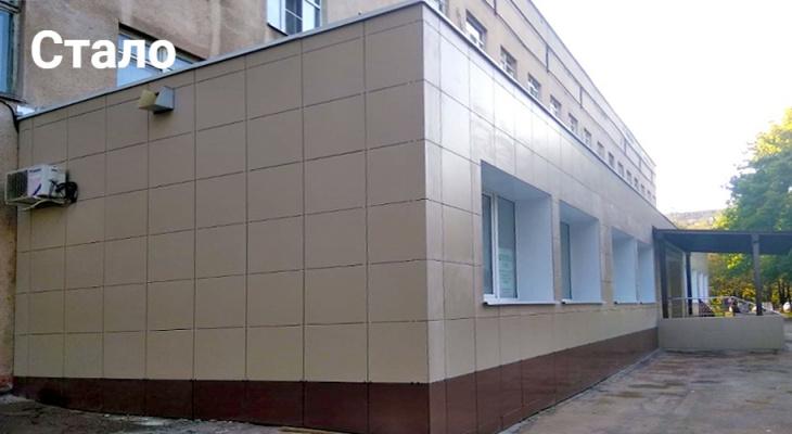 В больнице №11 планируют отремонтировать два этажа