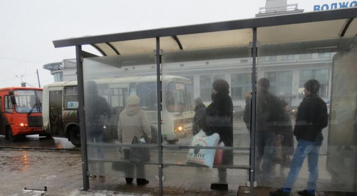 Рязанцы просят сделать дополнительную остановку в Московском районе