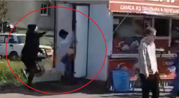Полиция прокомментировала инцидент со стрельбой у киоска с шаурмой: злоумышленник задержан