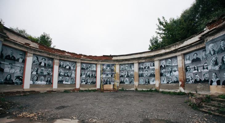 Рязанцы первыми в России официально реализовали мировой арт-проект Inside Out