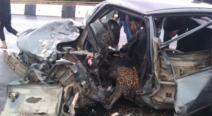 В Путятинском районе произошло массовое ДТП, есть пострадавшие