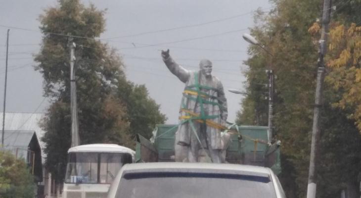 В Касимове установят новый памятник Ленину