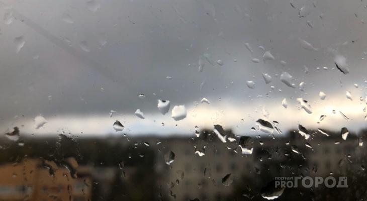 Синоптики предупредили рязанцев о резком похолодании в выходные