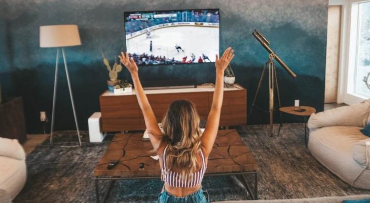 Где в Рязани купить телевизор за полцены