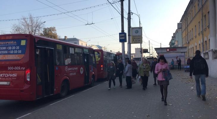 Рязанцам не хватает автобусов на 13-м маршруте